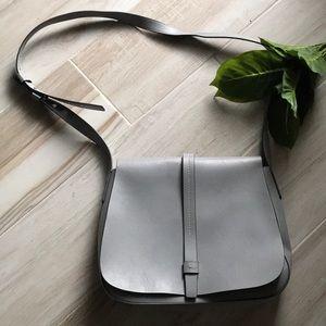 NWOT GAP Grey Crossbody Handbag